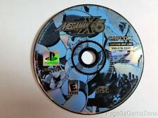 PS1 Play Station Megaman Mega Man X5 Disc Only NTSC Black Label