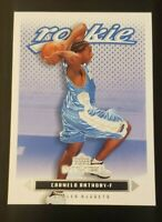2003 -04 UPPER DECK CARMELO ANTHONY RC ROOKIE CARD #203 MINT! PSA READY 🔥🔥🔥🔥