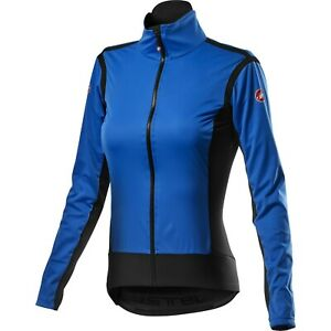 Castelli Women's Alpha RoS 2 Light Jacket - 2021