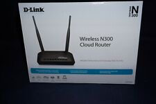 D-LINK WIRELESS CLOUD ROUTER MBPS N300 DIR-605L HOME BROARDBAND