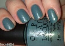 OPI NAIL POLISH LACQUER - I HAVE A HERRING PROBLEM -H58  Holland Collection