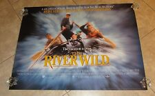The River Wild movie poster - Meryl Streep poster, Kevin Bacon poster
