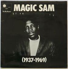 New listing MAGIC SAM 1937-1969 UK Blue Horizon LP 1st Press MONO Essential Blues NEAR MINT