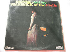 New listing Dionne Warwick in Valley of the Dolls Lp Scepter Records St 91436 Sps 568