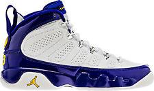 Air Jordan 9 IX Retro Kobe Big Kids 302359-121 Tour Yellow Concord Shoes Size 6