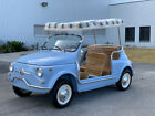 1961 Fiat 500 Jolly Restored SEE VIDEO!! 1961 Fiat Jolly 500 micro car! similar to 600 austin mini moke ferrari