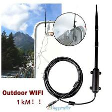 1000M 2.4 GHz 18DBI RP-SMA Wireless Wifi Antenna Aerial Modem Router Outdoor