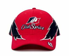 Old Spice Hat #47 Cal Naughton Cap Talladega Nights Unisex Red Hat Embroidered
