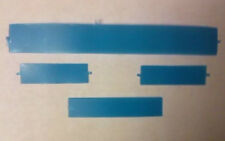 25 ea. Intertel 550.4500 Axxess executive telephone Plastic overlays