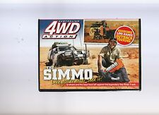NEW:Australian 4WD Action DVD Issue 229 The Simmo Like you've Never Seen It