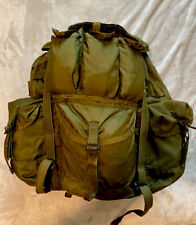 Alice Lc-2 Medium Field Pack Rucksack Backpack w/ Frame, Straps, Pad
