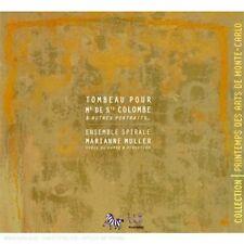 Marianne Muller, M. Marais - Cross Portraits [New CD] Digipack Packaging