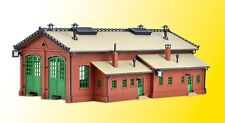 Vollmer 47608 Engine Shed Two Stall Kit N