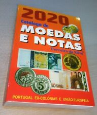 Portugal Catalog Coins and Banknotes 2020 Just Released, Brand New 464 pages