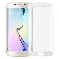 Hybrid TPU gebogene Panzerfolie Weiß für Samsung Galaxy S7 Edge G935 G935F Neu