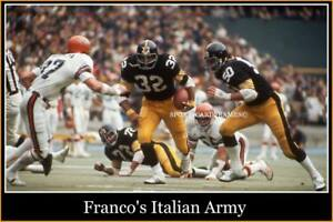 Franco's Harris Italian Army Vintage Photo/Poster (comes in 5 sizes)