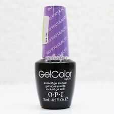 OPI GelColor Soak Off LED/UV Gel Nail Polish 15ml 0.5 oz Do You Lilac It #GCB29