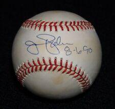*** JIM PALMER *** Single Signed OAL Baseball HOF ORIOLES Autographed Auto