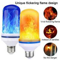 LED Flame Bulb Simulation Dynamic Flame Lamp Atmosphere Mood Lamp