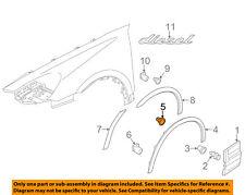 PORSCHE OEM 11-17 Cayenne Fender-Flare Clip 00004398400