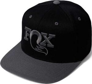 Fox Shox Authentic Snapback Hat -  Mens Lid Cap