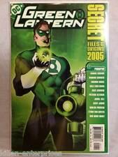 Green Lantern Secret Files and Origins 2005 Comic Book DC
