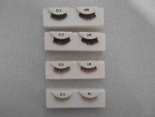 FULL DOLL EYELASHES IN A VARIETY OF COLOUR'S Code D3