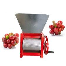 manual coffee sheller cocoa beans peeling machine pulper