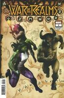 War of the Realms #1 Camuncoli connecting variant Marvel Comics Thor 10% off