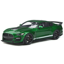 GT Spirit 834 1/18 2020 Ford Shelby Gt500 Candy Apple Green Resin