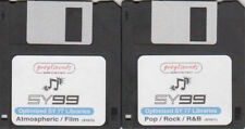 Yamaha Sy99 synth patches - 2 disk set - Optimized Sy 77 patches