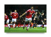 Marcus Rashford Signed 6x4 Photo Manchester United Autograph Memorabilia + COA
