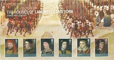 GB Presentation Pack PP409 - Houses of Lancaster and York 2008
