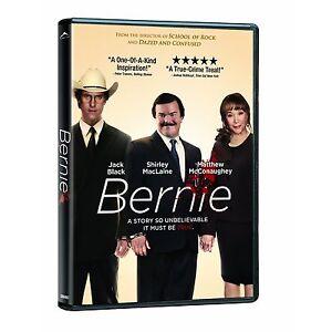 Bernie (2012 NEW DVD)