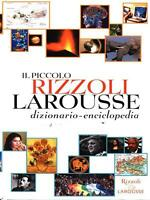 IL PICCOLO RIZZOLI LAROUSSE DIZIONARIO-ENCICLOPEDIA DIZIONARI/ENCICLOPEDIE.