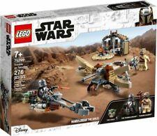 LEGO Star Wars: The Mandalorian Trouble on Tatooine Building Kit (75299)