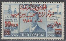 Irak Iraq 1958 ** Mi.261 Juristen-Kongress Lawyer's Congress