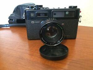 Yashica Electro 35 Vintage Film Camera And Case GTN