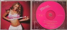 Mariah Carey Heartbreaker 3-Track Promo CD Single With Jay-Z Missy