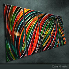 Abstract Metal Handmade Art Shining Original Modern Indoor-Outdoor Decor-Zenart