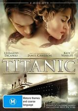 Titanic (2012) * NEW 2-DVD * Leonardo DiCaprio Kate Winslet James Cameron