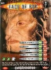 DR. WHO BATTLES IN TIME NO.021 Face of Boe