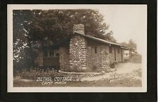Milford Ohio OH c1925 RPPC Camp Mack Bethel Cottage