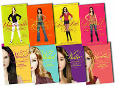 Sara Shepard Pretty Little Liars Collection 8 Books Box Set Wicked, Killer, Flaw