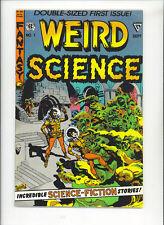 EC Reprint Double sized Weird Science 1 1990 Gladstone Al Williamson Wally Wood