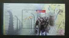 ISRAEL 1995 STAMPS. END OF THE SECOND WORLD WAR AND LIBERATION OF THE CAMPS