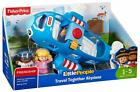 Fisher-Price Little People Vehicle Airplane Large Plane Kids Toy