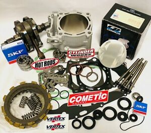 04-09 CRF250R CRF 250R Rebuilt Motor Engine Rebuild Kit Complete Top Bottom End