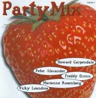 Party Hit Mix (1 Medley pro Interpret, 10 tracks) Marianne Rosenberg, How.. [CD]
