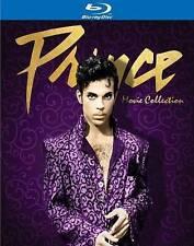 Prince Movie Collection: Purple Rain/Graffiti Bridge/Under the Cherry Moon...